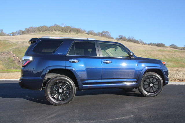 Pics Of Nautical Blue With Aftermarket Wheels Toyota 4runner Forum Largest 4runner Forum